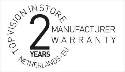 Top Vision Manufacturer's Warranty